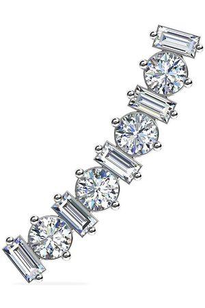 Alinka Women Earrings - 18kt white gold Amalfi diamond left ear cuff