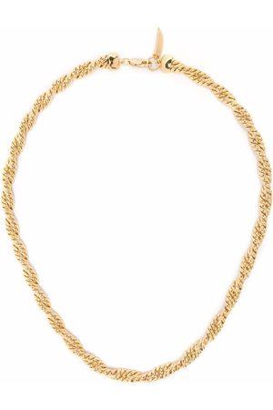 Missoma Marina double chain necklace