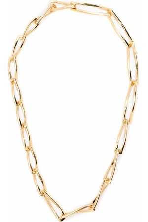 Missoma Twisted Link chain necklace