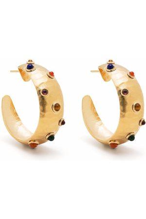 Gas Bijoux Leonita hoop earrings
