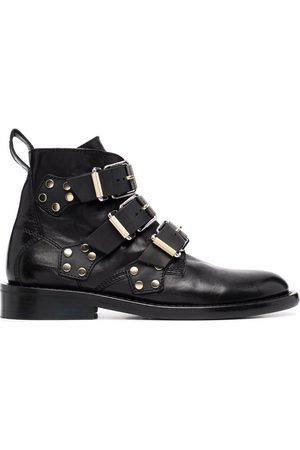 Zadig&Voltaire Laureen buckled ankle boots