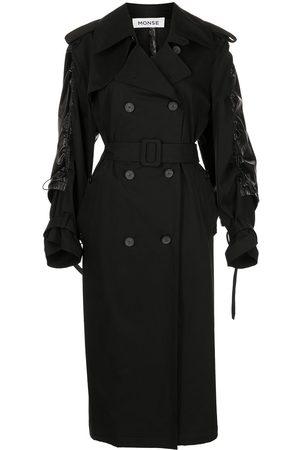 MONSE Drawstring trench coat