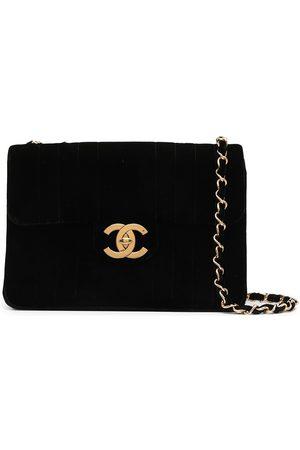 CHANEL 1992 Mademoiselle Classic Flap Jumbo shoulder bag