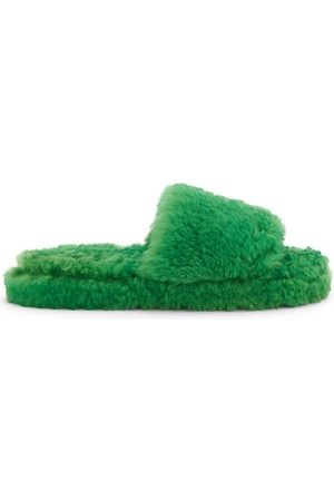 Bottega Veneta Slippers - Wardrobe 02 Resort Shearling Slippers