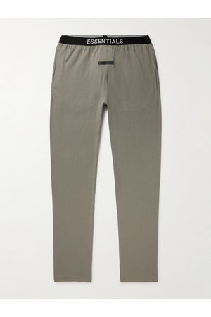 FEAR OF GOD Slim-Fit Tapered Cotton-Blend Jersey Sweatpants