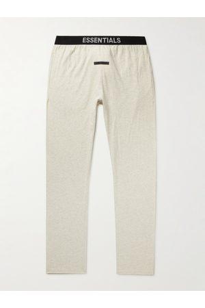 FEAR OF GOD Men Skinny Pants - Slim-Fit Tapered Cotton-Blend Jersey Sweatpants