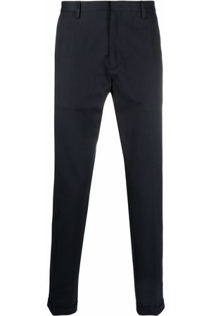 PAUL SMITH Men Formal Pants - Slim-fit tailored trousers