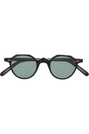 LESCA Sunglasses - P21 round-frame sunglasses