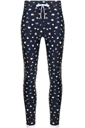 The Upside Women Trousers - Floral-print track pants