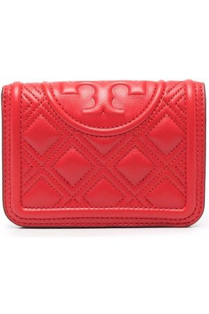 Tory Burch Fleming quilted wallet