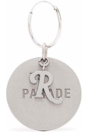RAF SIMONS Men Earrings - Parade circular charm single earring