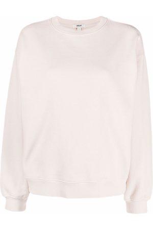 AGOLDE Women Sweatshirts - Nolan drop-shoulder sweatshirt