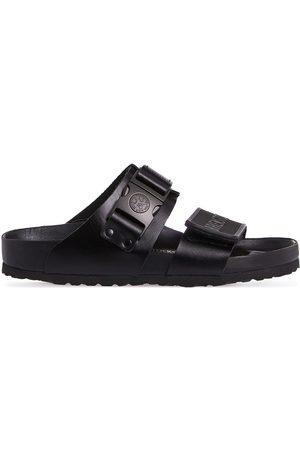 Rick Owens Logo-embossed sandals