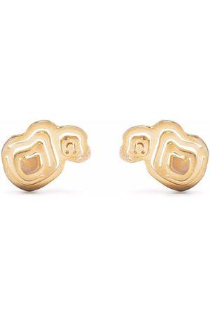 KAY KONECNA Maja Cluster stud earrings