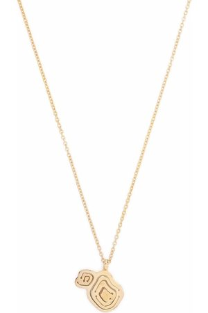 KAY KONECNA Maja Cluster pendant necklace