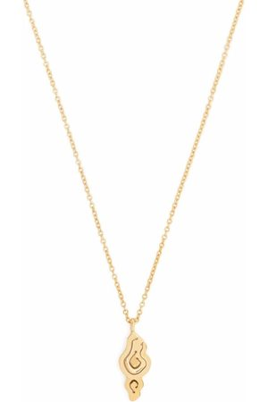 KAY KONECNA Pia Bar pendant necklace