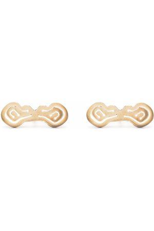 KAY KONECNA Pia stud earrings