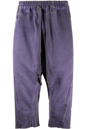 ISAAC SELLAM EXPERIENCE Paresseux cotton shorts
