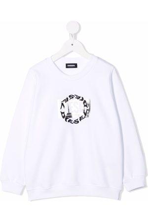 Diesel Logo-print sweatshirt