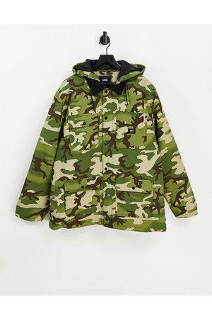 Vans Drill chore MTE coat in supply camo