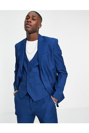 New Look Skinny suit jacket in bright