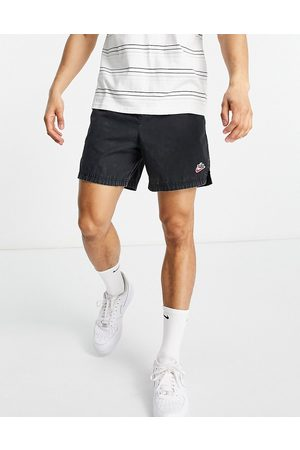 Nike Heritage Essentials washed woven shorts in
