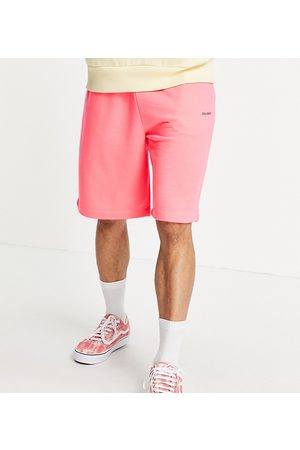 COLLUSION Oversized shorts in neon co-ord