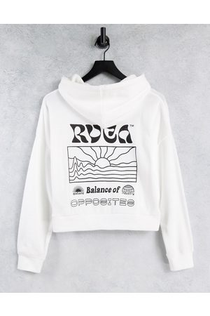 RVCA Vibrations hoodie in