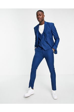 New Look Skinny suit trouser in bright