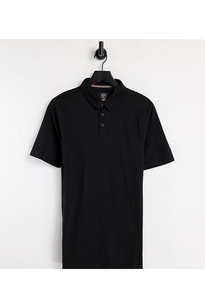 Le Breve Tall muscle fit polo in