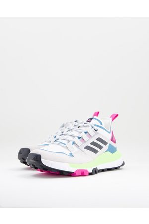 adidas Adidas Outdoors Terrex Hikster low hiking trainers in multi