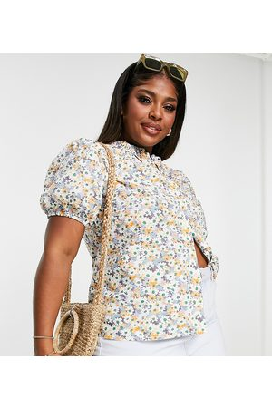 ONLY Women Blouses - Blouse in floral print
