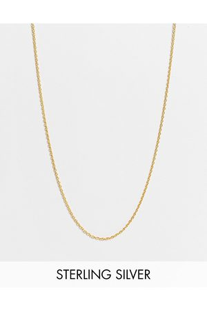 The Status Syndicate Status Syndicate plated short chain necklace