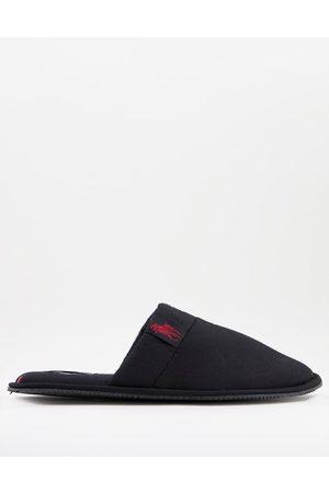 Polo Ralph Lauren Summit scuff slippers in
