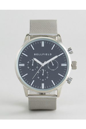 Bellfield Dial Watch With Strap