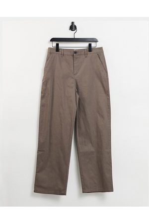 ASOS Men Chinos - Chinos in wide fit in