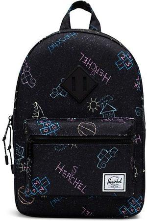 Herschel Little Herschel Heritage Kid's Asphalt Chalk Backpack