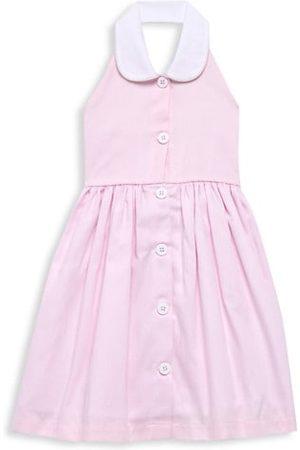 Isabel Garreton Girls Halterneck Dresses - Little Girl's & Girl's Piqué Halter Sundress