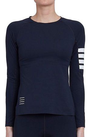Thom Browne Women Long Sleeve - Long Sleeve Compression Shirt