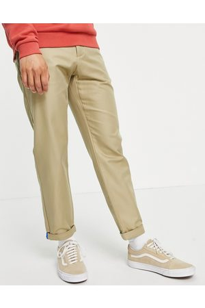 Timberland Men Chinos - Lovell-l poly blend trousers-Neutral