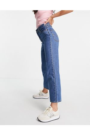 Levis Levi's math club flared jeans in mid wash