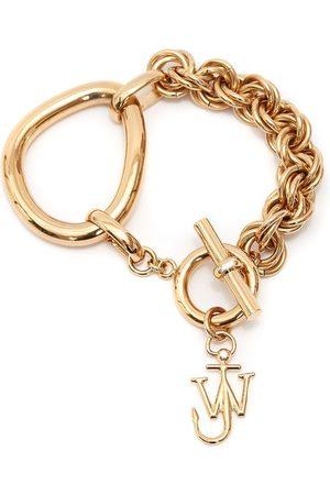 JW Anderson Women Bracelets - Oversized link chain bracelet