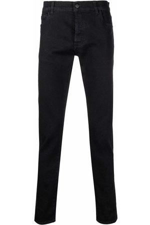 Marcelo Burlon County of Milan Men Skinny - Low-rise skinny jeans