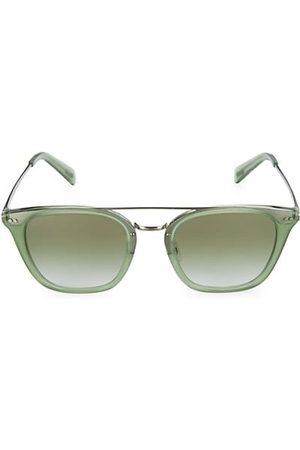 Oliver Peoples Sunglasses - X Frère 51MM La Square Sunglasses