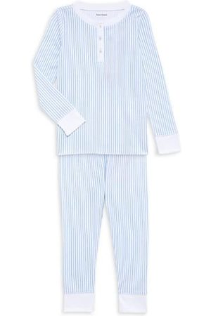 Roller Rabbit Boys Pyjamas - Baby's, Little Boy's & Boy's 2-Piece Striped Pajama Set