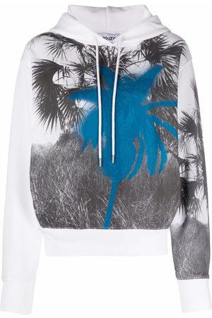 Kenzo Palm tree-print hoodie
