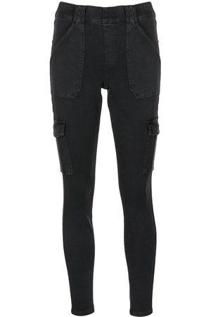 Spanx Women Cargo Pants - Stretch twill cargo pants