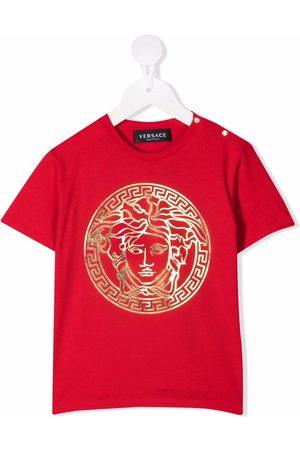 VERSACE Baby Short Sleeve - Logo-print T-shirt