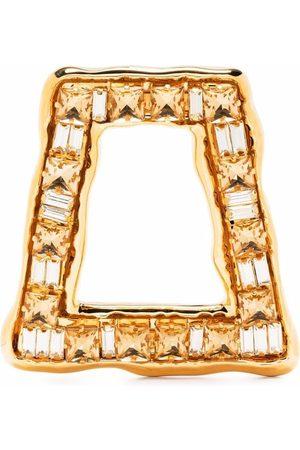 Marni Women Earrings - Crystal-embellished single earring