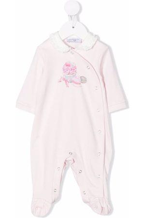 MONNALISA Baby Pyjamas - Cupcake-print pyjamas